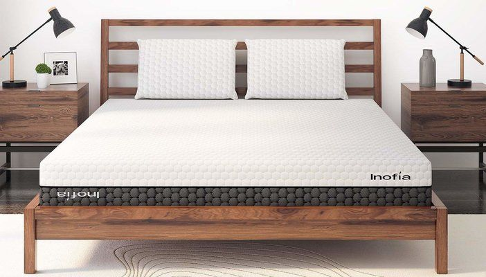 Inofia Double Memory Foam Mattress