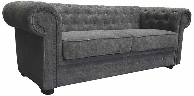 Chesterfield Style Sofa bed