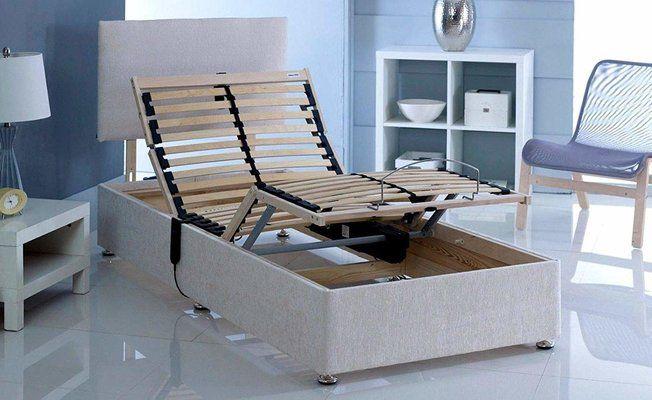 sleepkings Single Electric Adjustable Bed