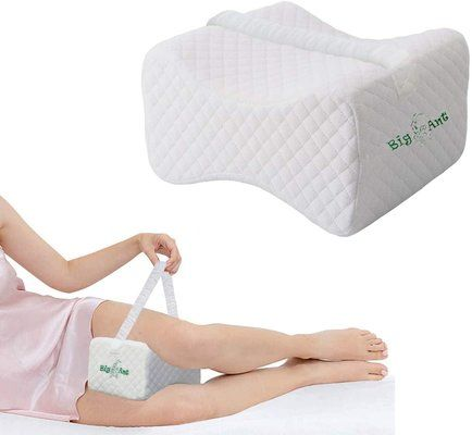 Elastic Strap Leg Pillow