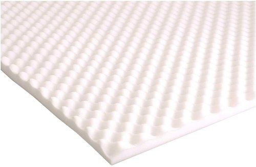 Foam Egg Box Pain Relief Support Mattress Topper