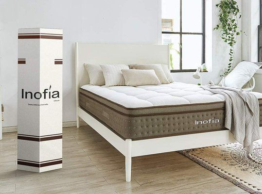 Inofia King Pocket Spring and Memory Foam Mattress