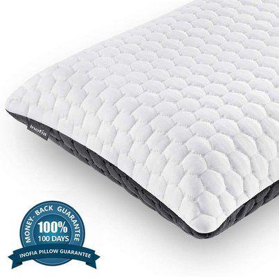 Inofia Latex Memory Foam Pillow