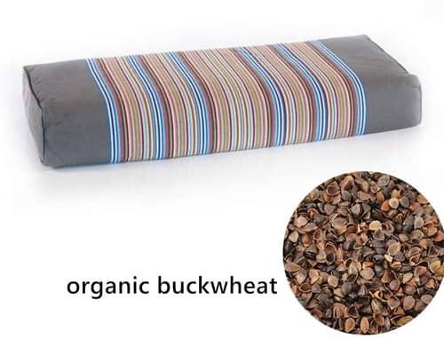 JIAMO Organic Buckwheat Pillow