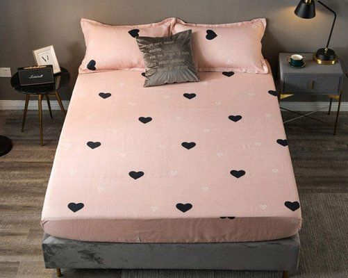 King Size Jersey Fitted Sheet