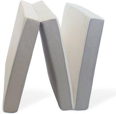 Milliard 10cm Thick Tri Folding Mattress
