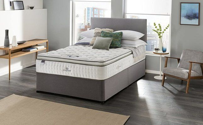 Silentnight 1000 Pocket Gel Pillowtop Mattress