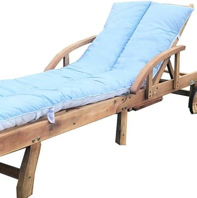 Lancashire Textiles Supreme Quality Sun Lounger