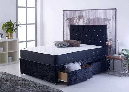 The Comfort Night Sleep Magic Ortho Full Divan Bed