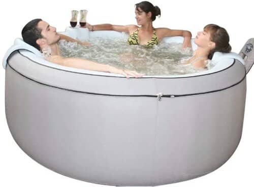 jianpanxia Inflatable Hot Tub Spa