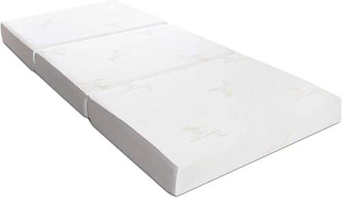 Milliard Thick Foam Tri Folding Mattress