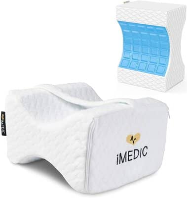 iMedic Memory Foam Knee Pillow