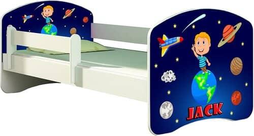 ACMA Children Toddler Kids Bed
