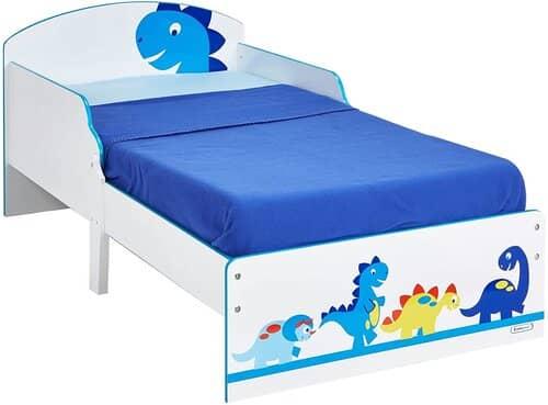 Dinosaur Kids Toddler Bed