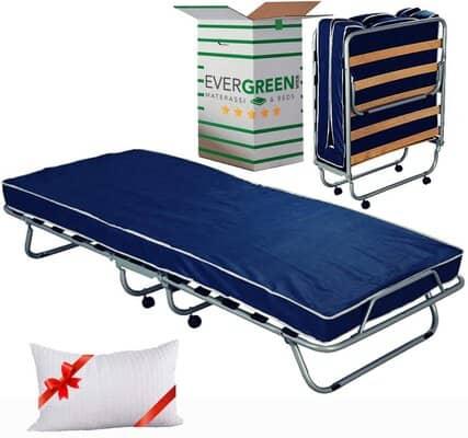 EVERGREENWEB Best Single Folding Bed