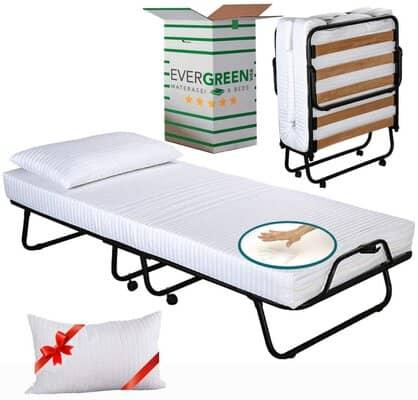 EVERGREENWEB Folding Bed