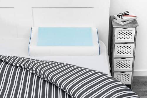 FiNeWaY Contour Cooling Gel Pillow