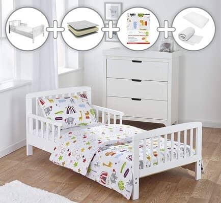 Kinder Valley Toddler Bed
