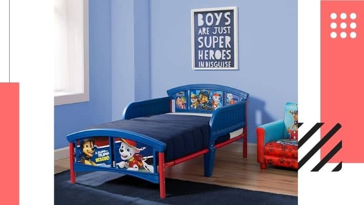 Plastic Toddler Bed UK – 2021 Edition