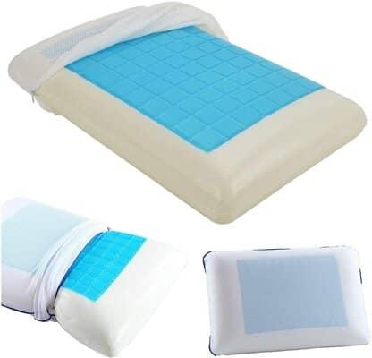 Shopylistic Contour Memory Foam Pillow
